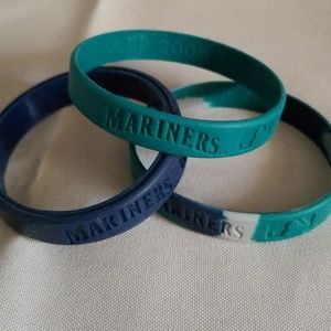 Other - Seattle Mariners Bracelets